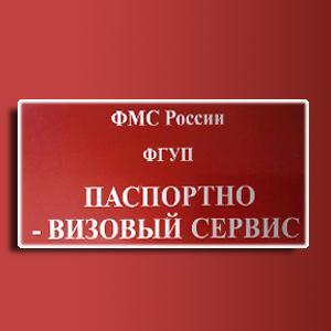 Паспортно-визовые службы Ермиша