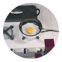 Центральное - иконка «кухня» в Ермише